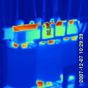 termowizja_transformator