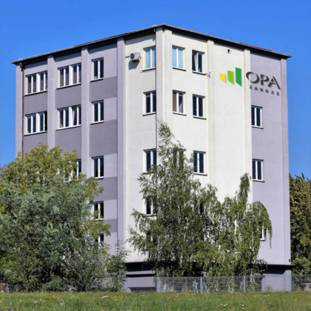 OPA Zabrze budynek 2