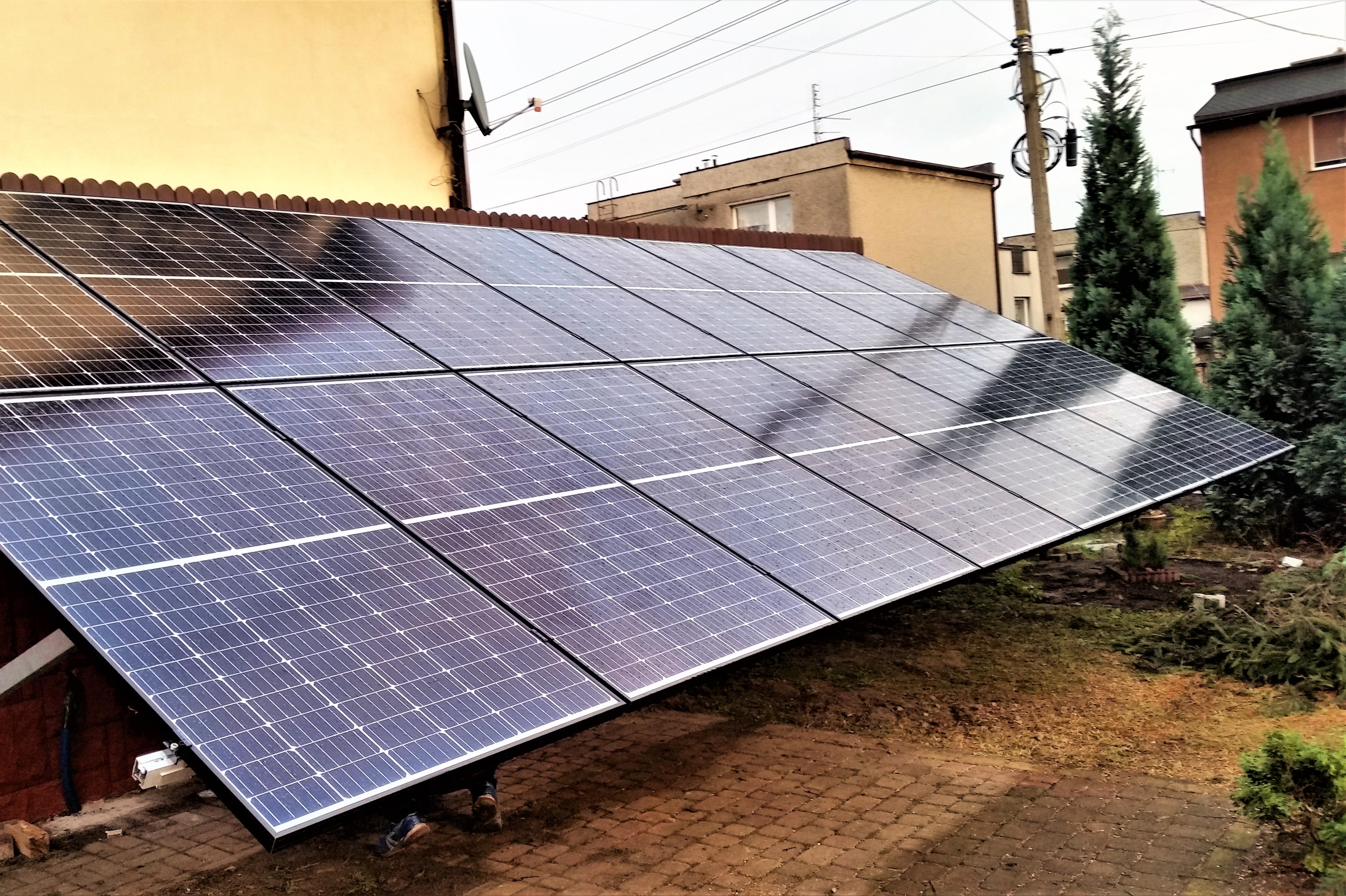 instalacja-fotowoltaiczna-5-28kWp-wolnostojaca-panele-EXESolar-330W.