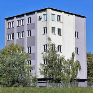 Ośrodek Pomiarów i Automatyki SA siedziba